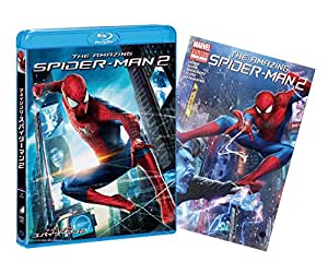 アメイジング・スパイダーマン2TM(初回限定版) [Blu-ray]