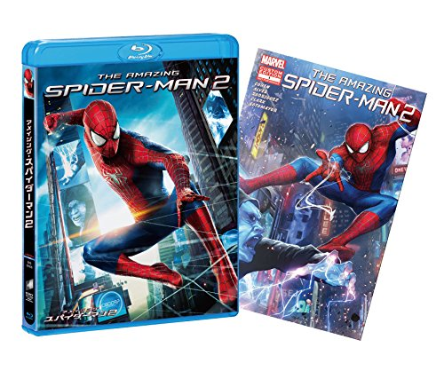 アメイジング・スパイダーマン2TM(初回限定版) [Blu-ray]の詳細を見る