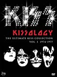 Kissology 1 1974-1977 [DVD] [Import] 画像