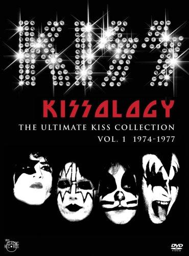 Kissology 1 1974-1977 [DVD] [Import]