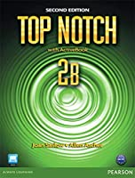 Top Notch (2E) Level 2 Split Edition B with Active Book CD-ROM  (Student Book + Workbook)