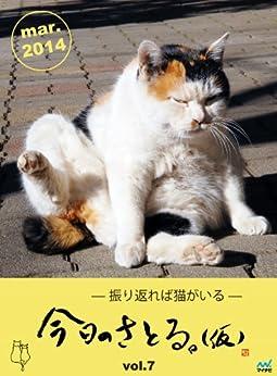 [武田 晶(写真・文), 奥村 侑生市(筆字)]の今日のさとる。(仮) ~振り返れば猫がいる~ vol.7