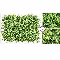 Topiary Hedge Plant UV保護プライバシースクリーン、屋内および屋外テラスの装飾用偽造16枚入り (Size : 8pack)