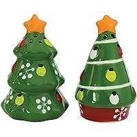 Boston WarehouseクリスマスツリーSalt & Pepper 2ピースセット
