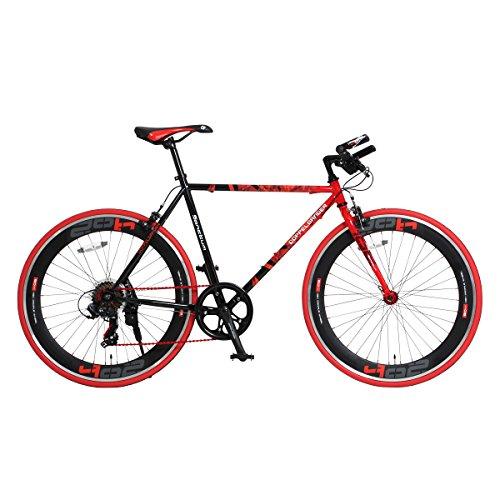 DOPPELGANGER(ドッペルギャンガー) 650×23C クロスバイク ジャンルレス・コンセプトバイク LIBEROシリーズ sanctum 402S-650C