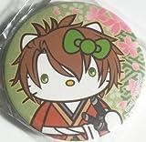 薄桜鬼 サンリオ 缶マグネット ハローキティ 沖田総司