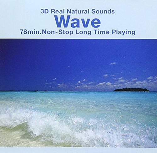 3Dリアル自然音「波の音」