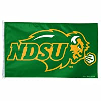 NCAA North Dakota State Bison 3/ 5フィートフラグ