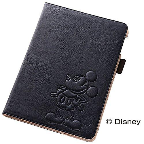レイ・アウト iPad Air 2 ディズニー・ポップアップ・レザーケース ミッキー RT-DPA6A/MK