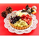 *クリスマスケーキ予約販売*【12/20~12/25お届け】ベイクド・アルル「4種のフルーツタルトクリスマス (5号サイズ)」