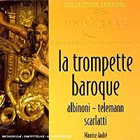 La Trompette Baroque: Albinoni-Telemann-Bach