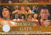 08-09 BBM プロレスカードセット DRAGON GATE