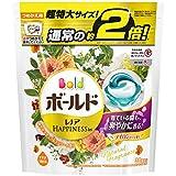 ボールド 洗濯洗剤 ジェルボール3D 爽やかナチュラルフラワーの香り 詰め替え 超特大 30個