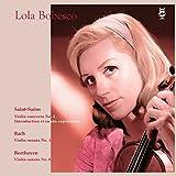 ローラ・ボベスコ ~ ルーマニア・エレクトレコード録音全集 I (ステレオ編) (Saint-Saens | Bach | Beethoven / Lola Bobesco (violin)) [2LP] [Limited Edition] [日本語帯・解説付] [Analog]