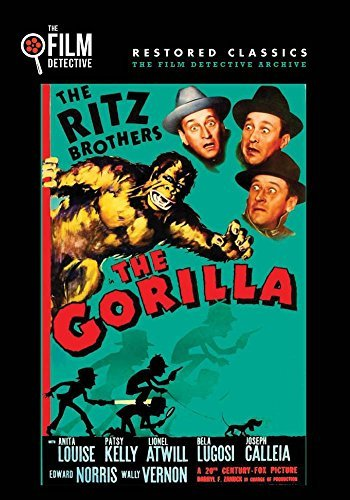 The Gorilla (The Film Detective Restored Version) by Jimmy Ritz