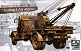 AFVクラブ 1/35 Kfz.100 ビュッシング・NAG 3tクレーン車