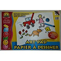 アートパッド、ツリーハウスパッド&用紙、Inc。、Learn &作成、18