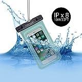 Best iPhone 5C友達のiPhone 5Sケース用ケース - ViViLove 防水ケース IPX8 スマホ用 水に浮く iPhone 7 ケース Review