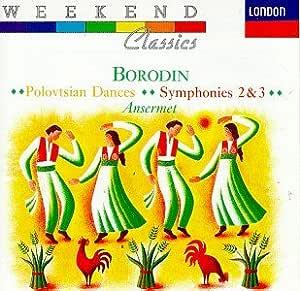 Polovtsian Dances / Symphonies 2 & 3 / Prince Igor