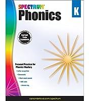 Spectrum Phonics Workbook Grade K [並行輸入品]