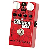 MI AUDIO ディストーション Super Crunch Box V2
