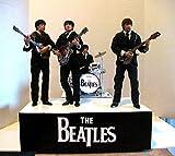 ビートルズ フィギュア The Beatles 1/6 scale 12 '' play scale custom figures [並行輸入品]