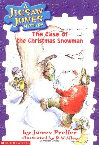 The Case of the Christmas Snowman (Jigsaw Jones Mystery)の詳細を見る