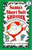 Santa's Short Suit Shrunk: And Other Christmas Tongue Twisters (I Can Read. Level 1)
