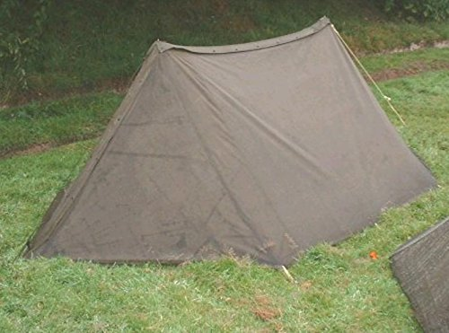 US Army Pup Tent (Half Shelter set) パップテント ハーフシェルター(米軍 制式テント)