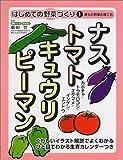 ナス・トマト・キュウリ・ピーマン―実もの野菜の育て方 (はじめての野菜づくり)