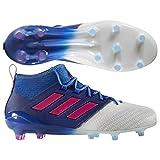 アディダス(adidas) エース 17.1 プライムニット FG/AG ブルー/ショックピンク S16/ランニングホワイト BB4319 KEI94 27.0cm