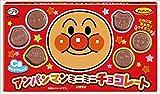 不二家 アンパンマンミニミニチョコレート 15粒×10箱