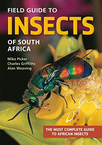 Field Guide to Insects of South Africa (Struik Nature Field Guides)