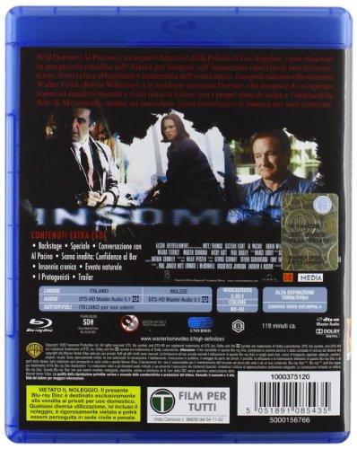 Insomnia [Blu-ray] [Import italien]