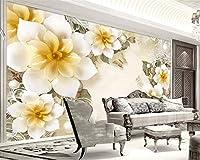 Mbwlkj カスタムの新しい壁紙椿の救済3D 3次元の新しい中国の背景の壁紙の家の装飾の壁紙-200cmx140cm