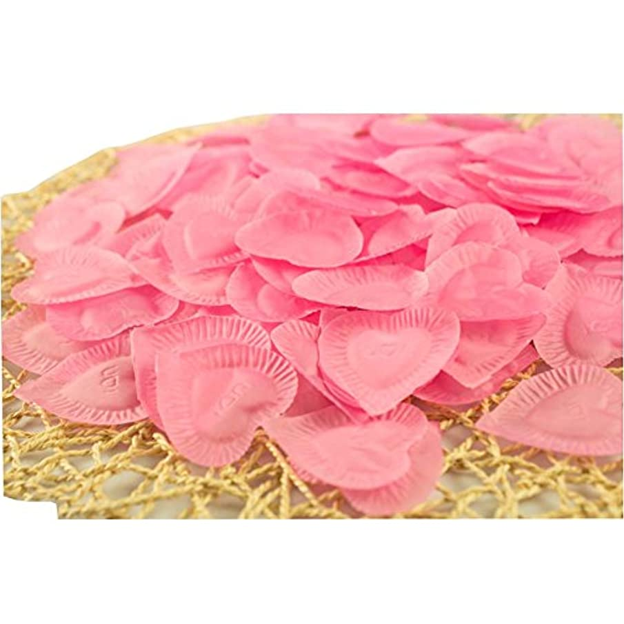 イースター従う幻影結婚式のための人工花びらのバレンタイン840個