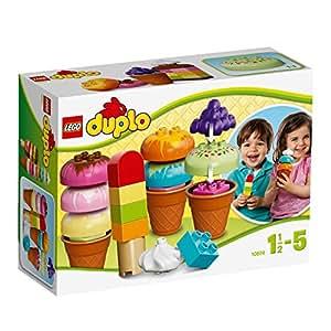 レゴ (LEGO) デュプロ アイスクリームあそびセット 10574