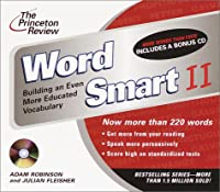The Princeton Review Word Smart II CD: Building an Even More Educated Vocabulary (The Princeton Review on Audio)