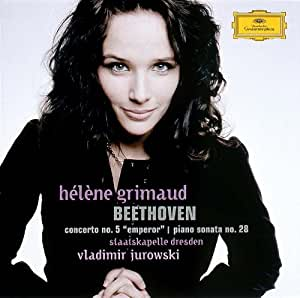 ベートーヴェン:ピアノ協奏曲第5番《皇帝》、他