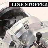 LIVRE(リブレ) ラインストッパー シマノ・オシアジガー 左巻き 8092 チタン LS-L-TI