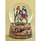 Snow Globes – Flight Into Egypt Snow Globe – Holy Family Snowglobe