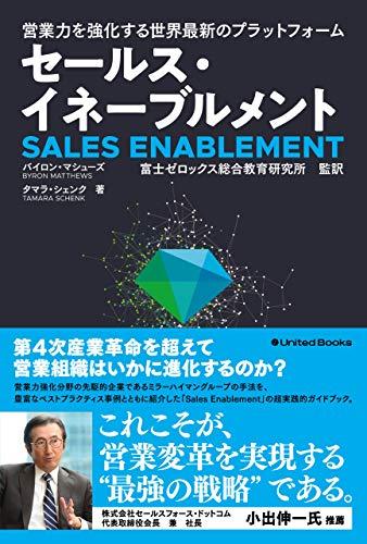 営業力を強化する世界最新のプラットフォーム セールス・イネーブルメント