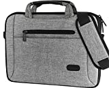 Best Inateck Macbook Airはスリーブ - ProCase 13 – 13.5インチ Laptop用バッグ メッセンジャーショルダーバッグ ブリーフケース スリーブ ケース 13インチのMacbook Pro Air Surface Book、12インチか13インチのLaptop Ultrabook Review