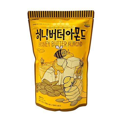 ハニー バター アーモンド/Honey Butter Almond 600g (2 Pack)