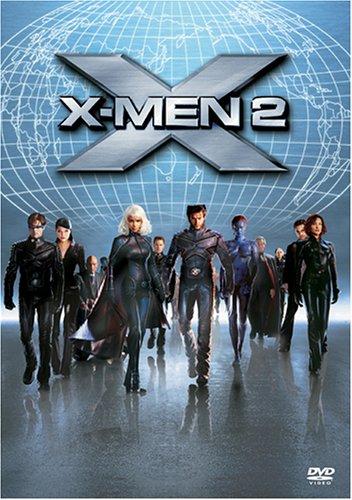 X-MEN2 [DVD]の詳細を見る