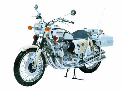 1/6 オートバイシリーズ No.4 Honda CB750 ポリスタイプ 16004