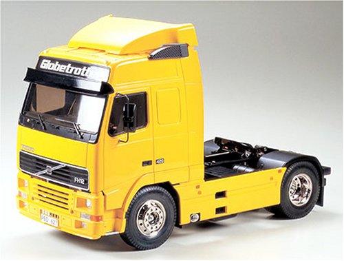1/14 電動RCビッグトラックシリーズ ボルボFH12