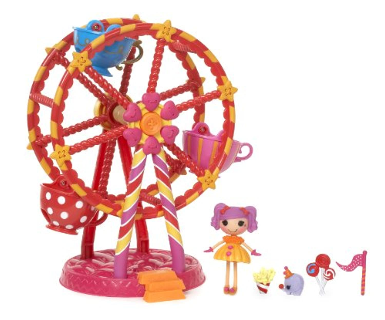 Mini Lalaloopsy 5265 Mini Lalaloopsy Doll and Ferris Wheel