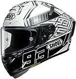 Shoei Marquez4 X-14 スポーツバイクレーシングオートバイヘルメット - TC...