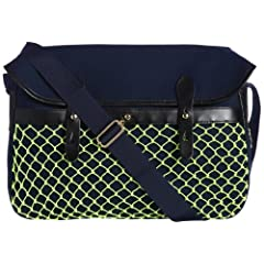 Canvas Hunting Bag 1432-699-3582: Navy